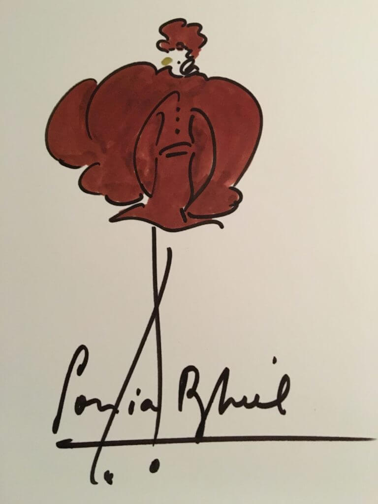 invite-sonia-rykiel-drawing